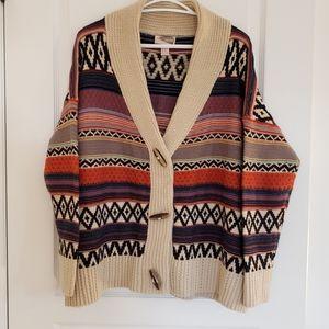 F21 Cosy Knit Cardigan